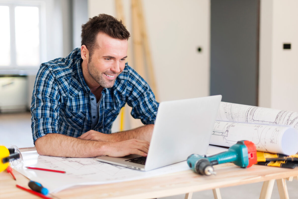 Why General Contractors need a strong online presence blog image